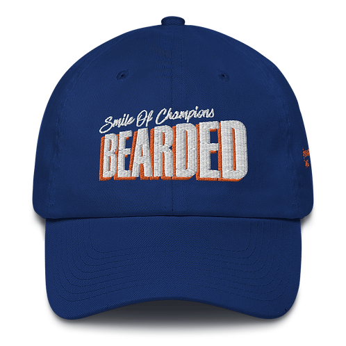 Bearded: Smile Of Champions Dad Hat