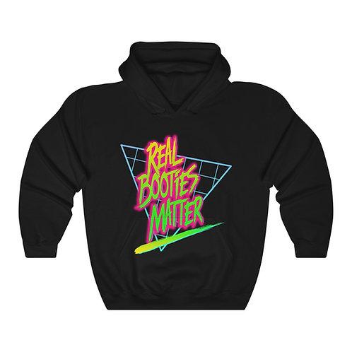 Real Booties Matter: 80s Wave Hoodie
