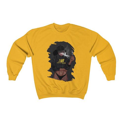 MYB Smoke Break SaveyArt Edition Sweatshirt