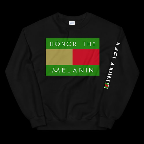 Honor Thy Melanin Sweatshirt