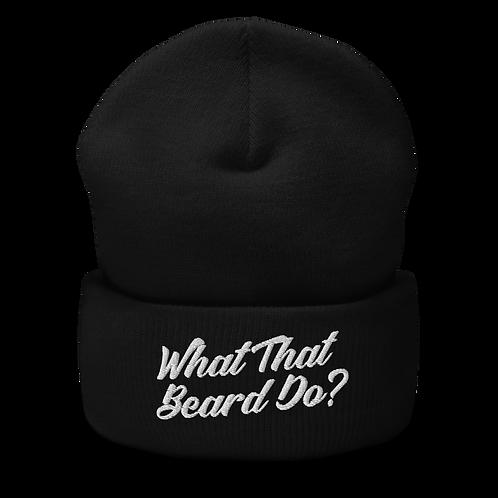 What That Beard Do? Skully