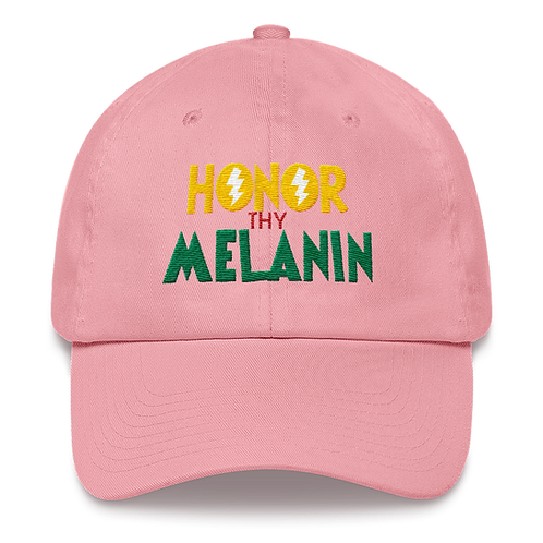 Honor Thy Melanin Hat