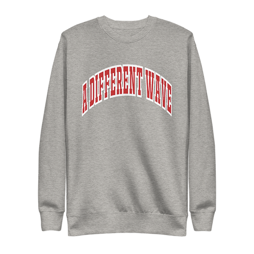 A Different Wave Collegiate Sweatshirt