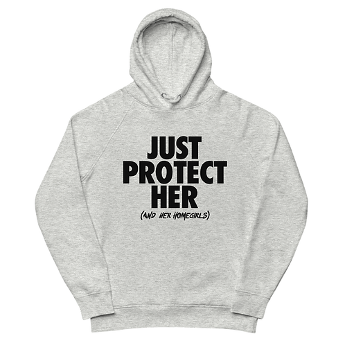 Just Protect Her Hoodie