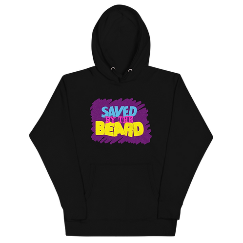 Saved By The Beard Hoodie