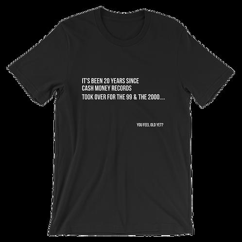 CashMoney Fact T Shirt