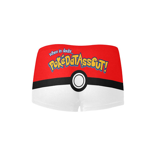 PokeDatAssOut Boyshorts