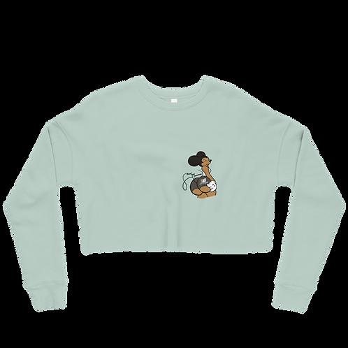 MYB P.Fitts Cropped Sweatshirt