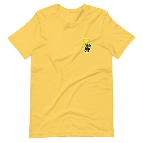 Pineapple Juice Papi Logo Unisex T Shirt
