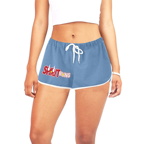 Sprit Buns Casual Shorts