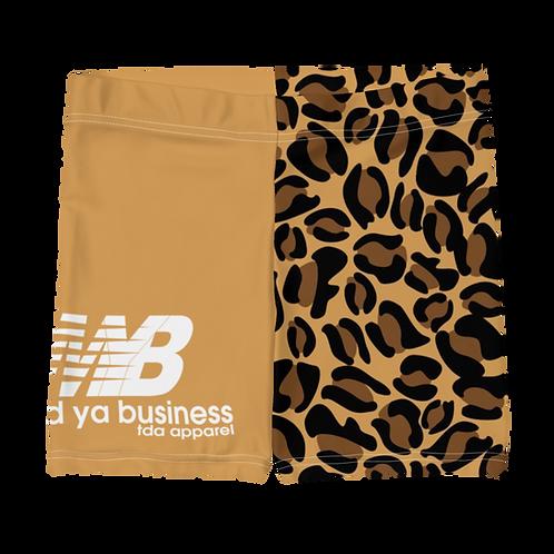 MYB Womens Shorts (Animal Print Edition)