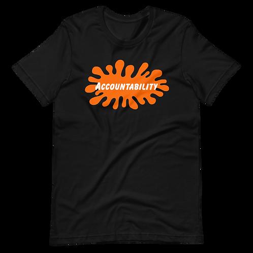 Accountability Unisex T-Shirt