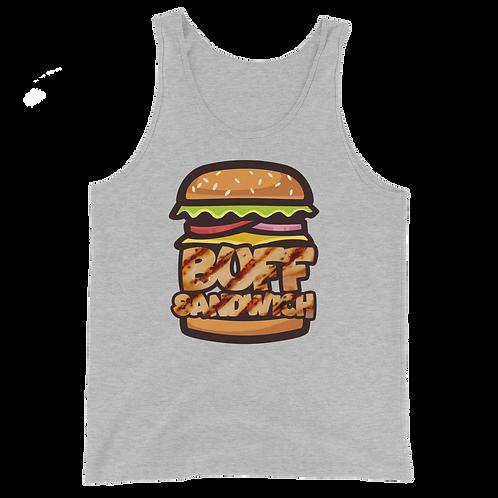 Buff Sandwich Unisex Tank Top