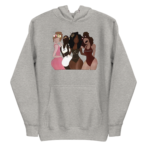 Squad Goals 17' By P.Fitts Hoodie