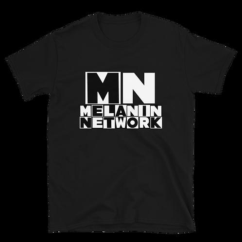 Melanin Network Unisex T-Shirt
