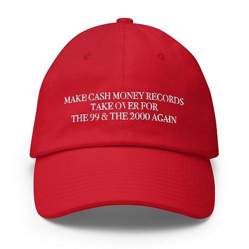 MCMA Dad Hat