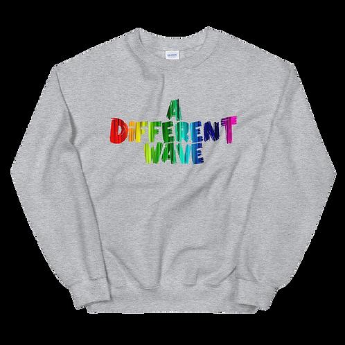 A Different Wave Sweatshirt