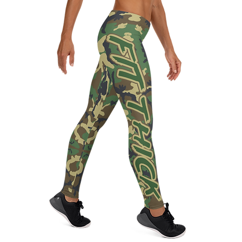 FitThick 90s Wave Leggings