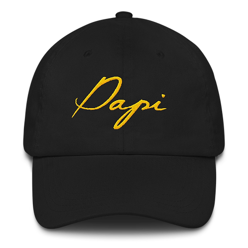 """Papi"" Dad Hat"
