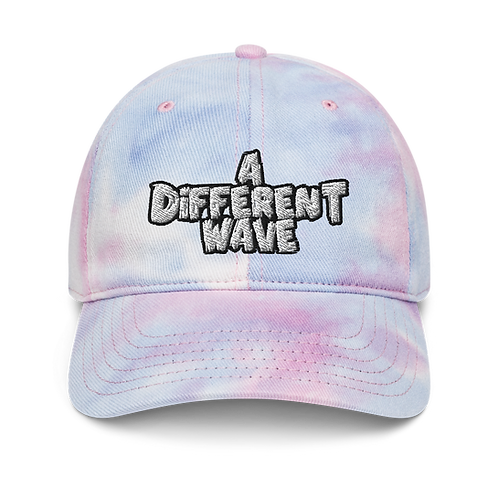 """A Different Wave """"Tie Dye Vibes"""" Dad Hat"""