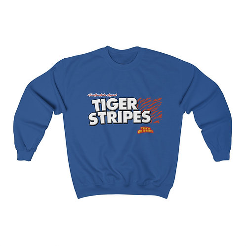 Tiger Stripes Sweatshirt