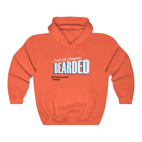 Bearded: Smile Of Champions Hoodie