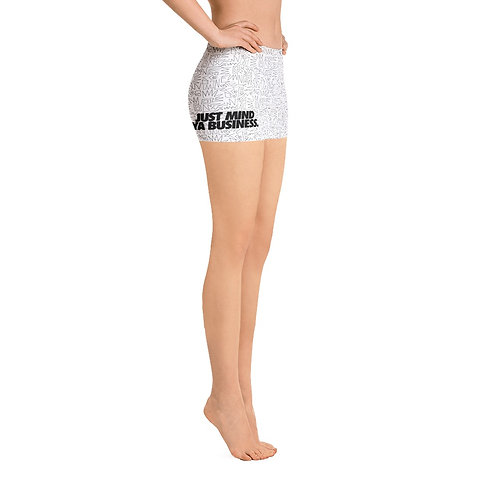 TDAF1s Womens Shorts