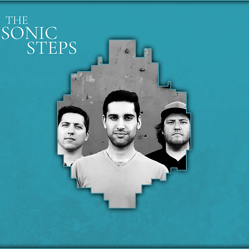 The Sonic Steps EP (Physical Copy)