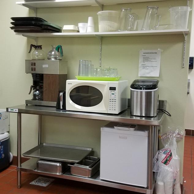 BCCC Commercial Kitchen