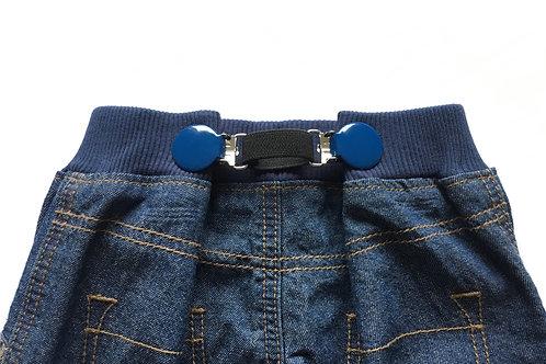 Mini Braces - Black/Blue