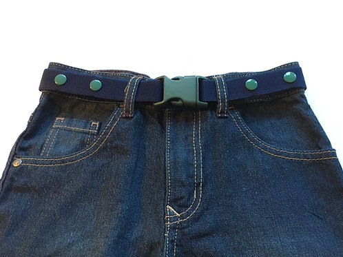 Maxi Belts - Green Buckle
