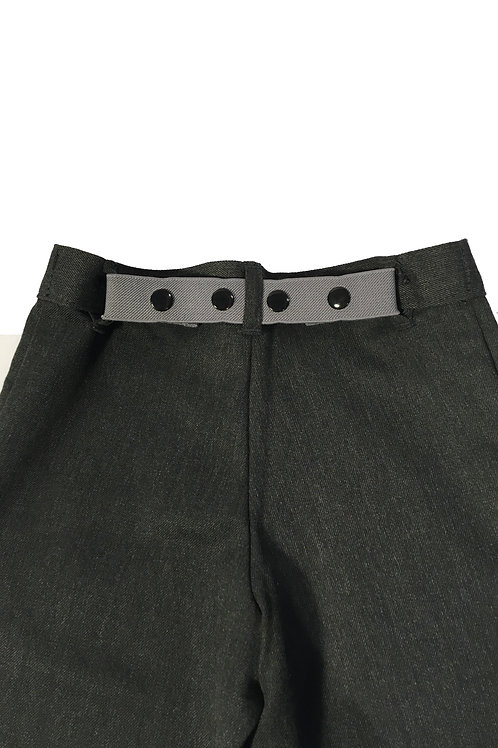 Mini Belts - Grey