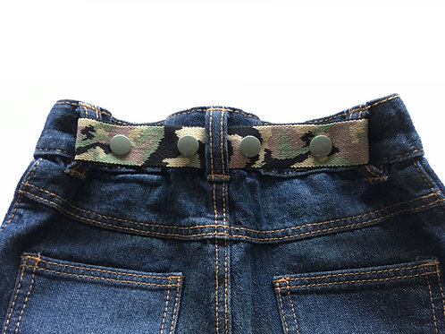 Mini Belts - Camouflage