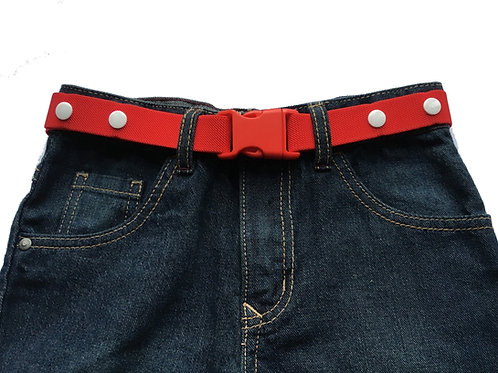 Maxi Belts - Red Buckle