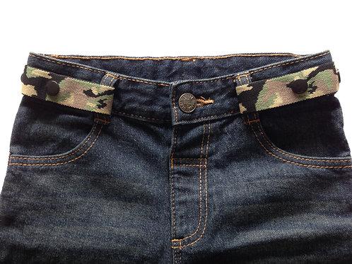 Midi Belts - Camouflage
