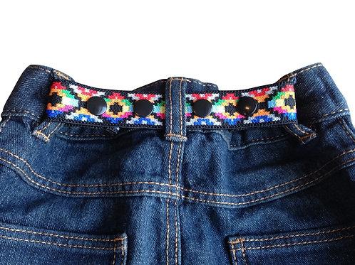 Mini Belts - Aztec