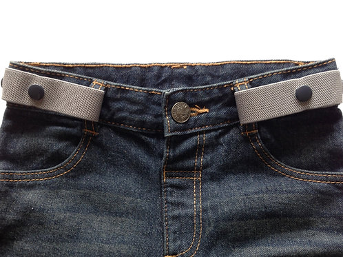 Midi Belts - Grey