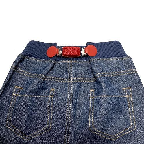 Mini Braces - Red Clips