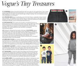 Vogue - instamakes - kidsbeltclub - mini