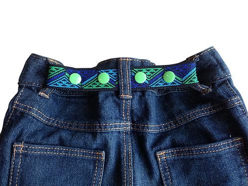 Mini Belts - Blue/Green