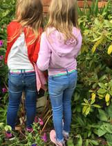Kids Belts - Adjustable - Buckle - Easy