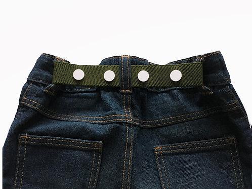 Mini Belts - Green