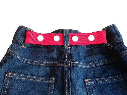 Mini Belts - Red