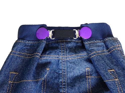 Mini Braces - Purple Clips