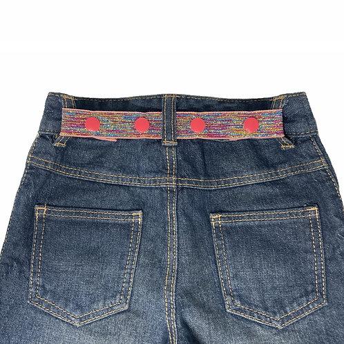 Mini Belts - Pink Sparkles