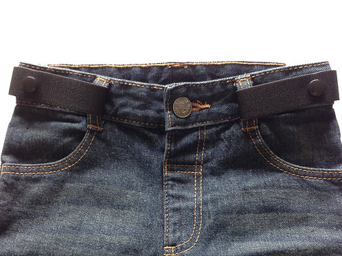 Midi Belts - Black
