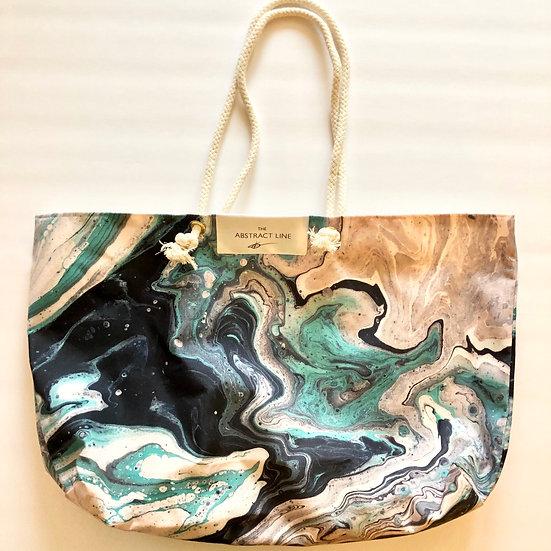 The Bright Blue Sea, Beach Bag