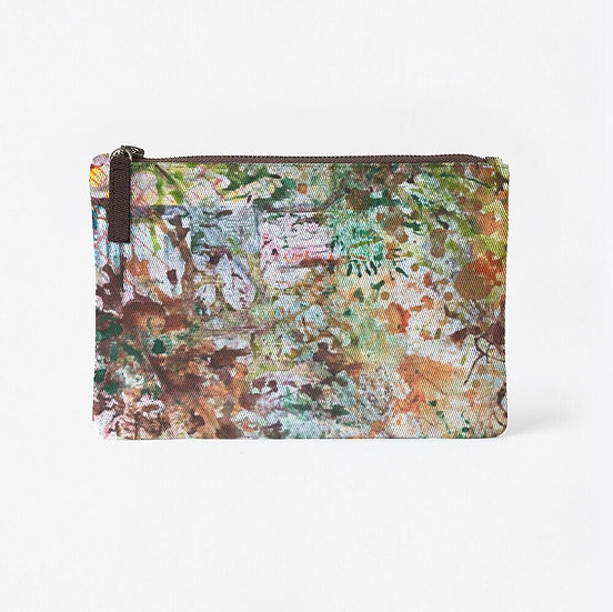 The Vines Persist, Canvas Clutch