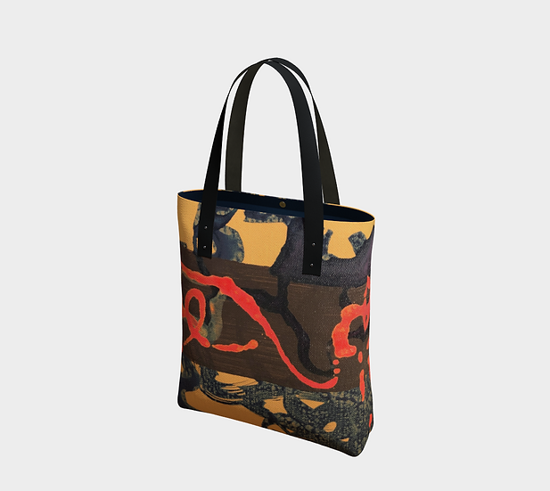 The Witch Rides, Tote