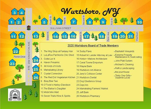 WBOT 2020 Map Postcard 5x7 Updated 6-30-